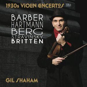 Alban Berg - Gil shaham
