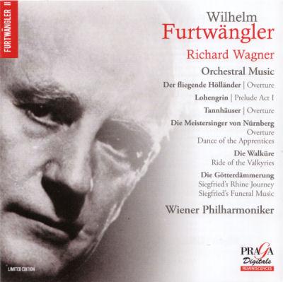 Furtwangler - Wagner - Pragadigitals