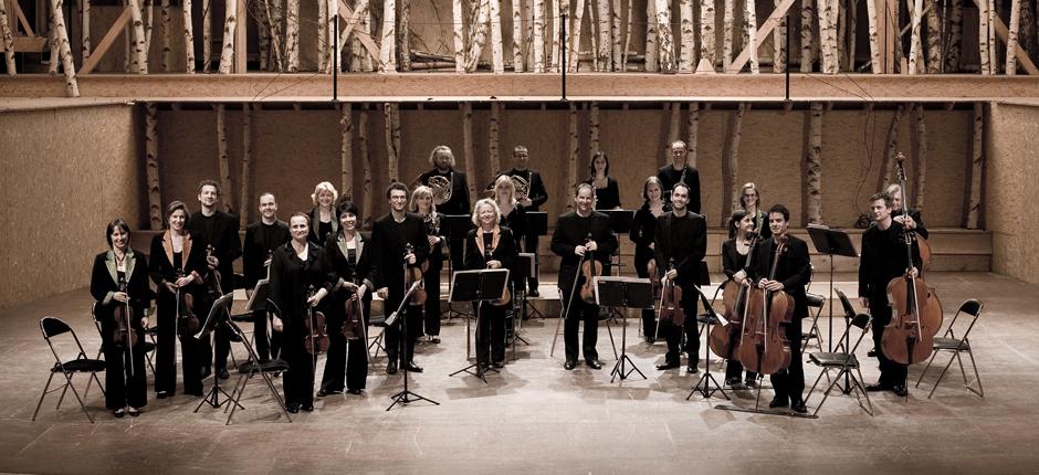 Orchestre des pays de Savoiee
