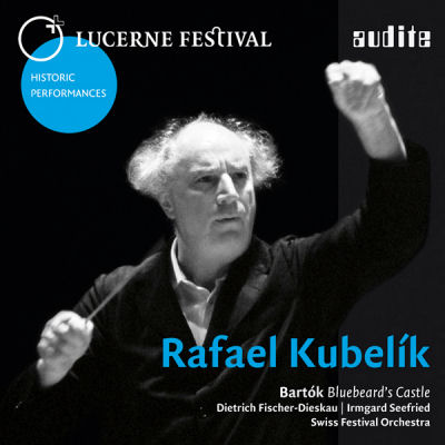 Kubelik conducting Bartok Bluebeard's Castle