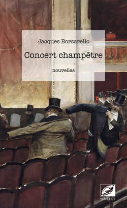 Concert champêtre  Jacques Borsarello