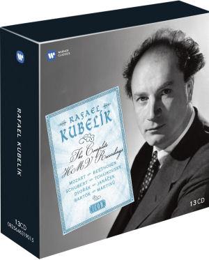 Kubelik - Intégrale EMI