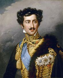 Oscar - Roi de Suède et de Norvège - (1799-1859)