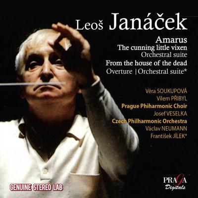 Janacek - Amarus - De la maison des morts - La petite renarde rusée, suites