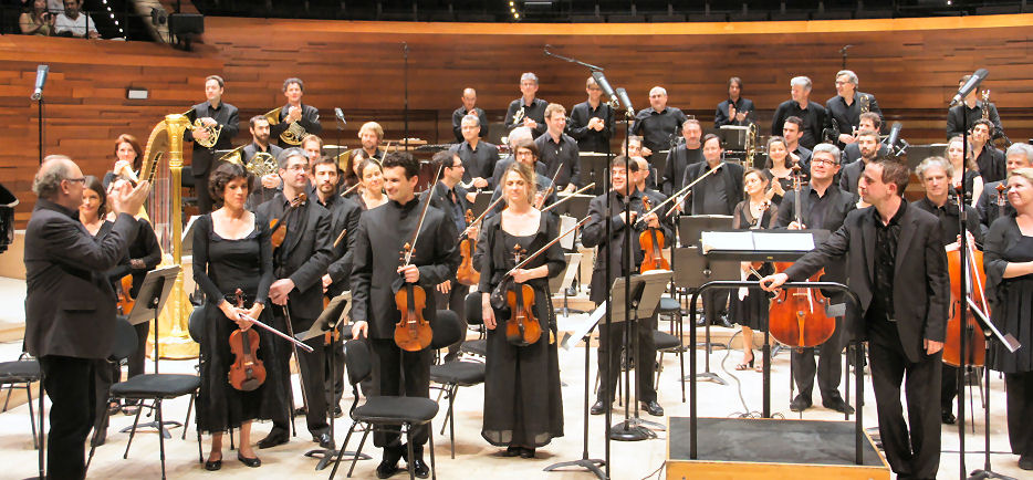 Philippe Hurel - Orchestre philharmonique de Radio-France - Jean Deroyer