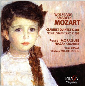 Pascal Moraguès - Quatuor Pražák - Mozart Weber