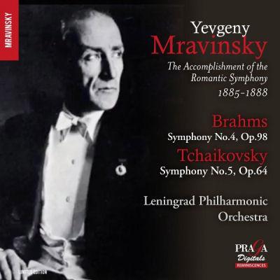 Yevgeny Mravinsky - Brahms 4 - Tchaikovsky 5