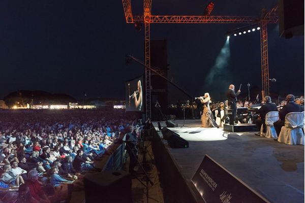 Festival Un violon sur le sable - Royan