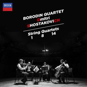 Borodin quartet - Shostakovich 1