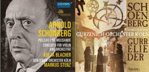 Markus Stenz conducts Schoenberg