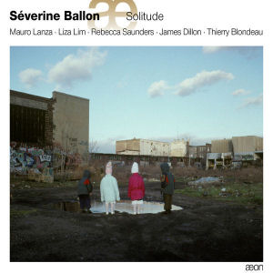 Séverine Ballon - Solitude - EON