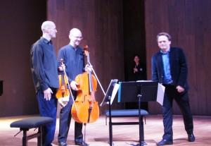 Mathieu Godefroy, Matthieu Lejeune & Krystof Maratka
