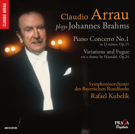Arrau - Kubelik - Brahms Piano concerto n° 1 op.15