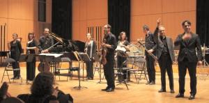 En semble Court-circuit - Philharmonisches Orchester des Staatstheaters Cottbus