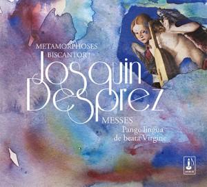 Josquin Desprez - Métamorphoses - Maurice Bourbon