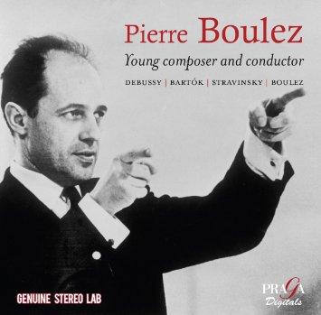 Pierre Boulez - PragaDigitals