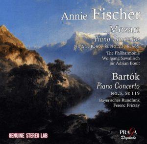 Annie Fischer - Praga Digitals