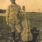 Maurice Maréchal et son poilu