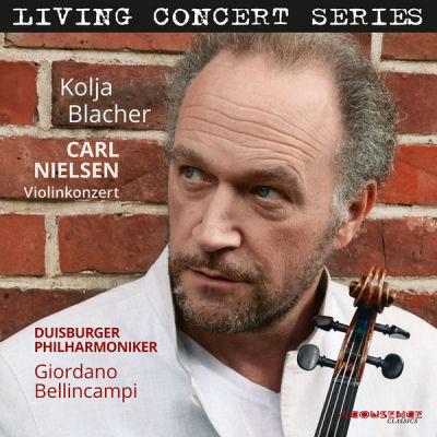 Kolja Blacher plays Nielsen's Violin concerto