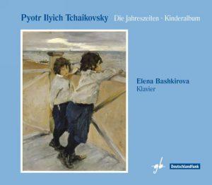 Elena Bashkirova - Tchaikovsky