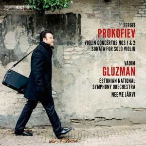 Vadim Gluzman - Prokofiev