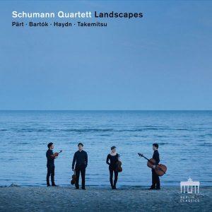 Schumann Quartet - Haydn, Takemitsu, Bartok, Pärt