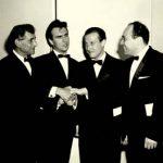 With Bernstein & Abbado