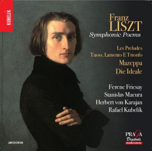 Franz Liszt - Poèmes symphoniques - Pragadigitals