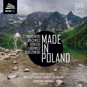 Made in Poland - Atom String Quartet - NFM leopodium chamber Orchestra