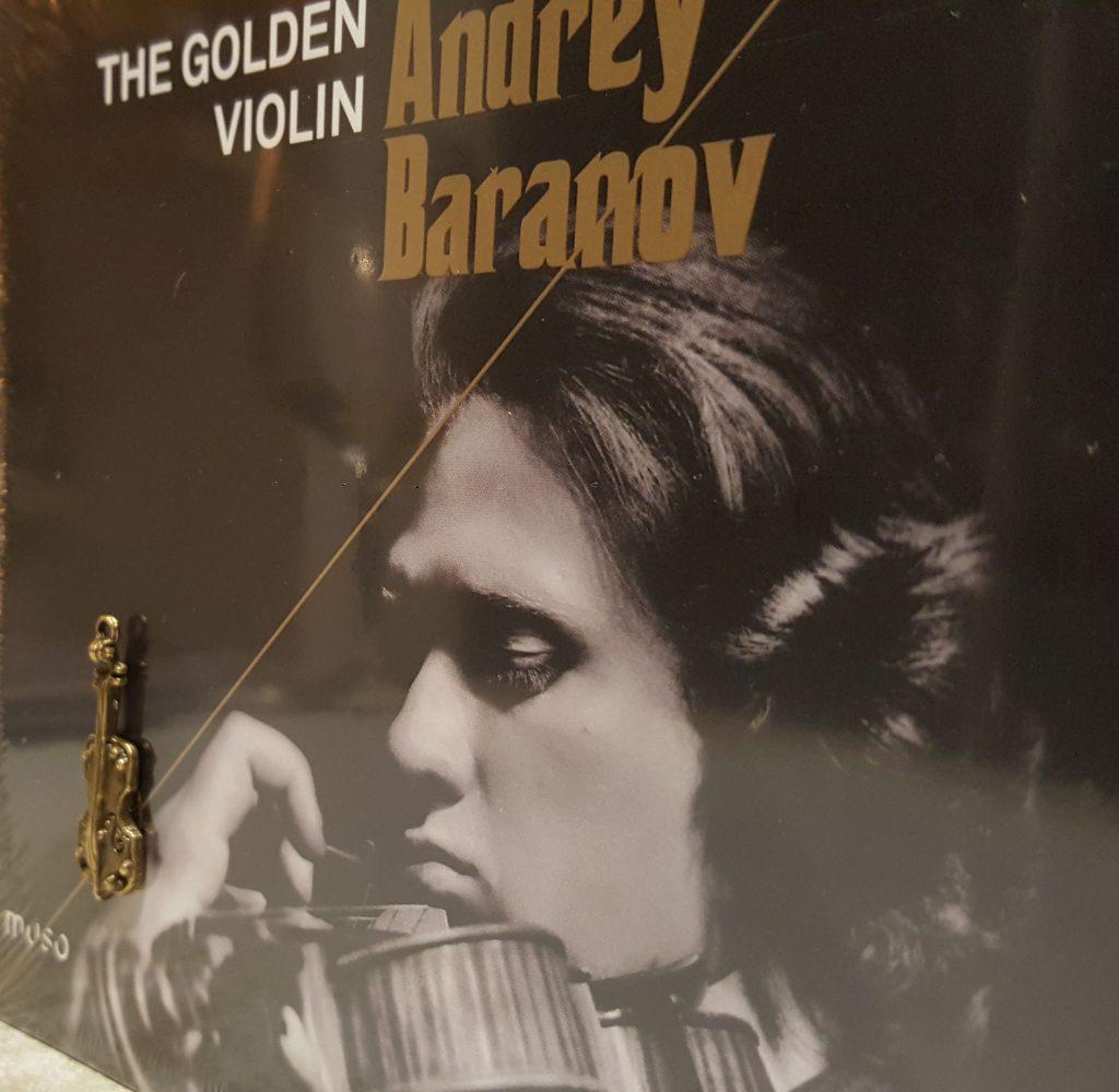 Andrey Baranov - The Golden Violin